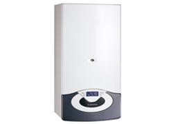 Productos para calefaccion central y termosolar santiago for Caldera mural mixta