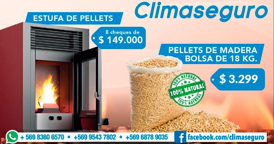 Instalacion calefaccion pellets precio excellent una - Precio kilo pellets ...