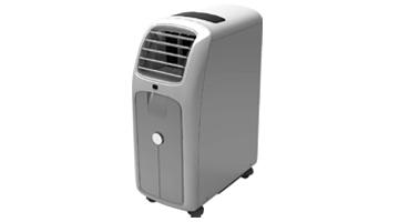 Aire acondicionado portatil frio y calor santiago chile for Consumo aire acondicionado portatil